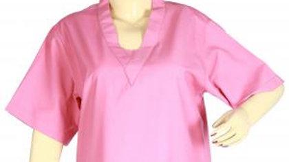 Surgeon Scrubs Top - Pink