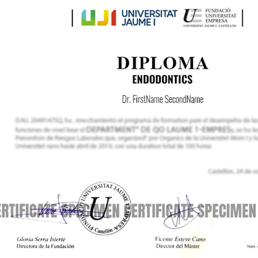 Diploma in Endodontics