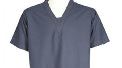 Surgeon Scrubs Top - Dark Blue