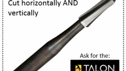 TRIHAWK Metal Cutting Bur
