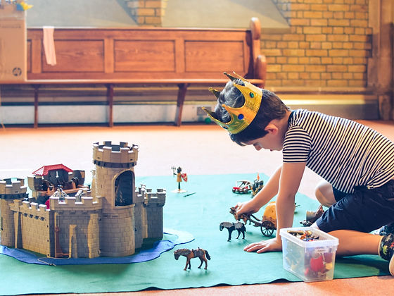 Knights of the Castle Playmobil