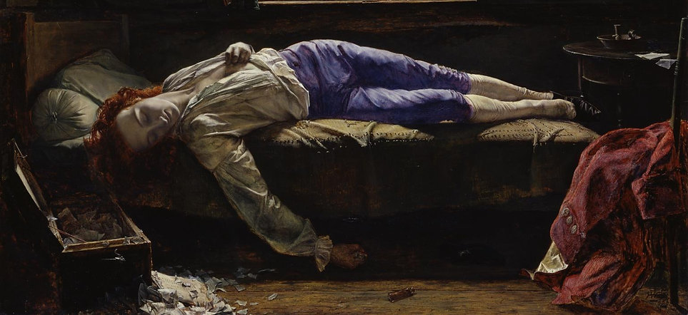 Chatterton by Henry Wallace