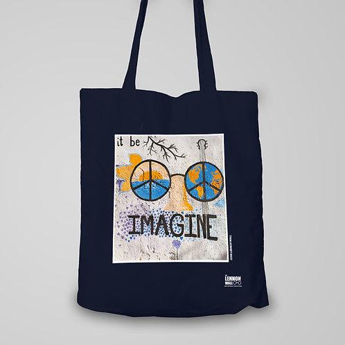 Tote bag - Imagine Peace
