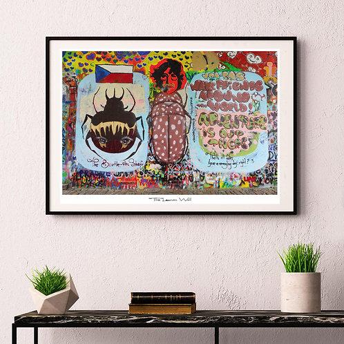 Beatles Bug - poster