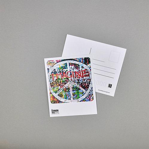 Postcard - Imagine