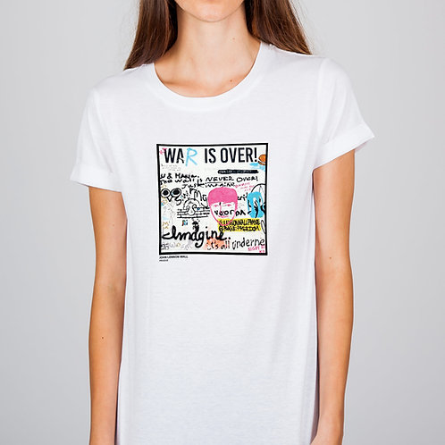 War is over! - t-shirt