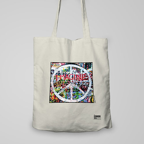 Tote bag - Imagine
