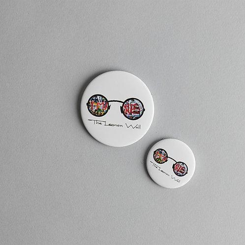 Pin - Glasses