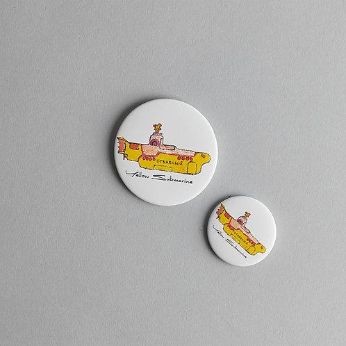 Pin - Yellow Submarine