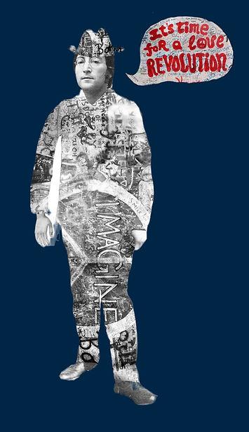 John Lennon_ its time for love revolutio