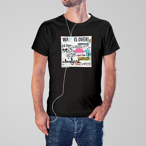 War is over! - t-shirt