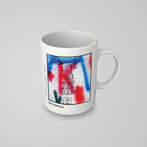 Mug - Love is all you need