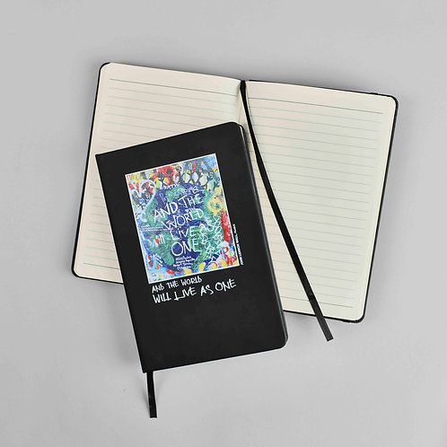 Notebook - World live as one