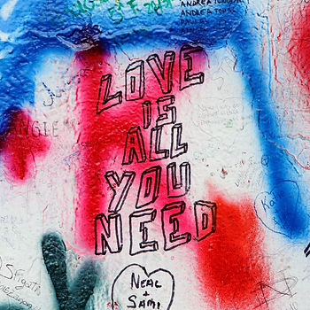 John Lennon Wall_Love is all you need.jp