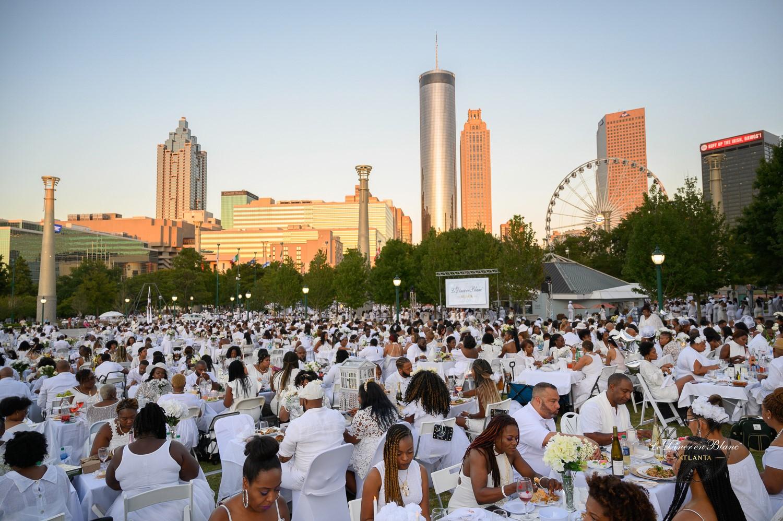 Diner En Blanc Atlanta (2019)