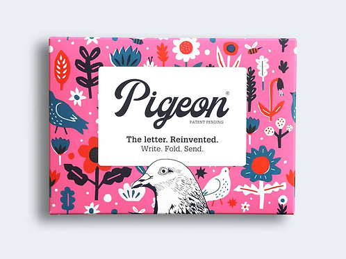 Pigeon Posted Notelets - Fiesta