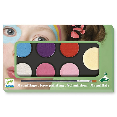 DJECO Face Paints - Sweet Colours