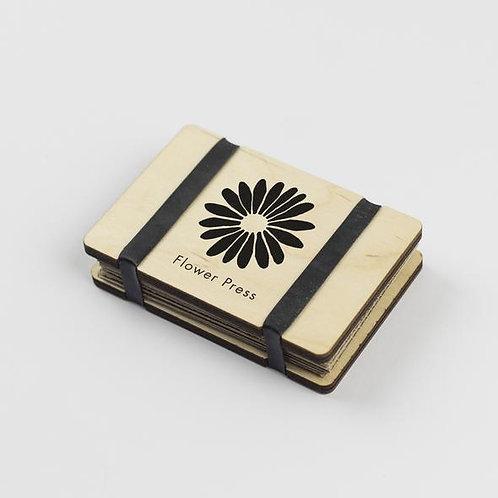 Pocket Flower Press - Flower