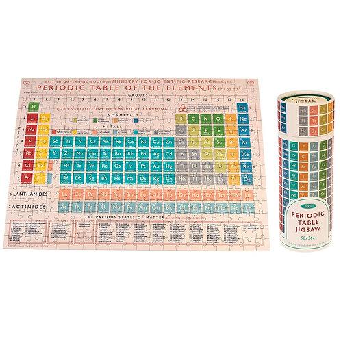 Periodic Table 300 Piece Puzzle