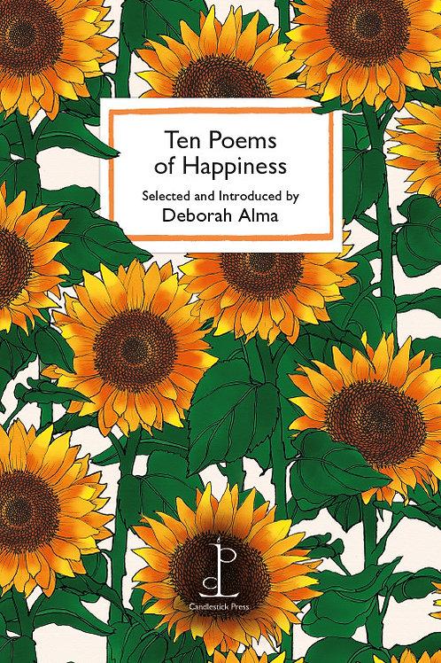 Ten Poems of Happiness