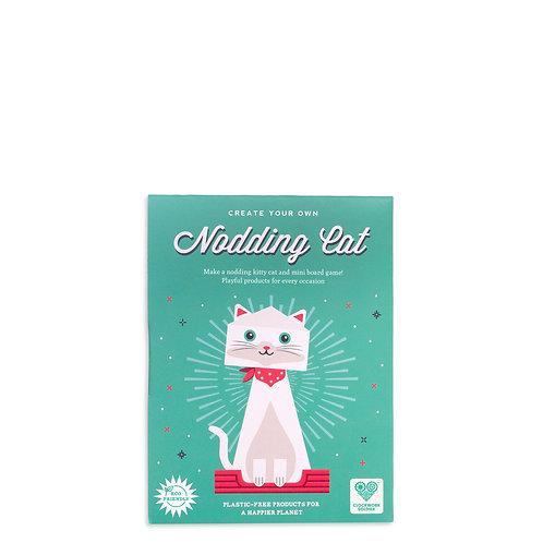 Create Your Own Nodding Cat