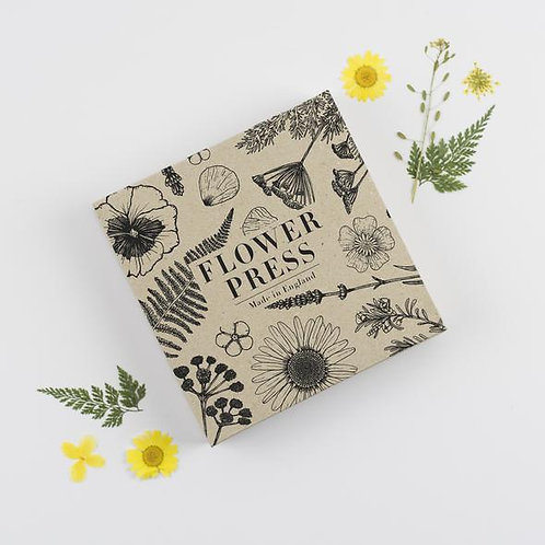 Flower Press - Line