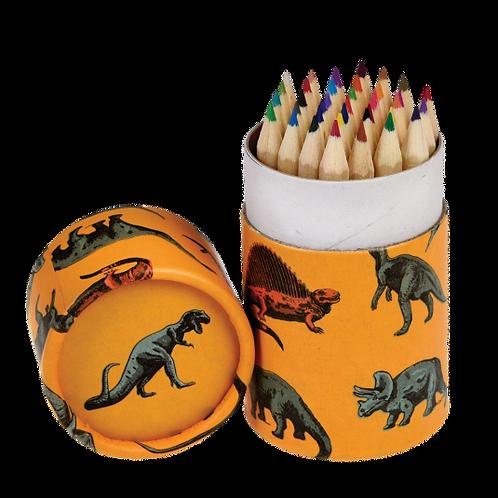 Prehistoric Land Colouring Pencils (Set of 36)
