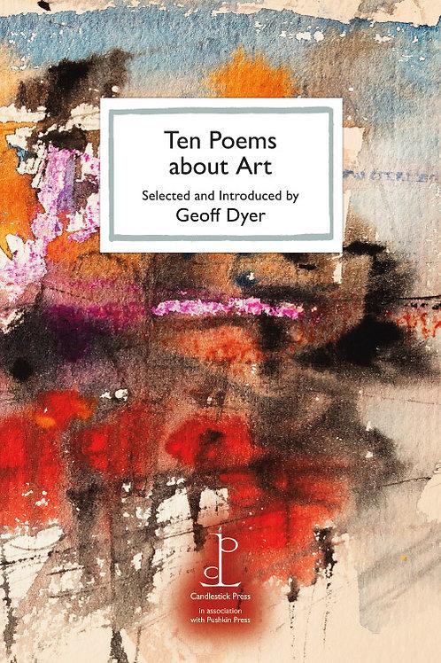 Ten Poems about Art