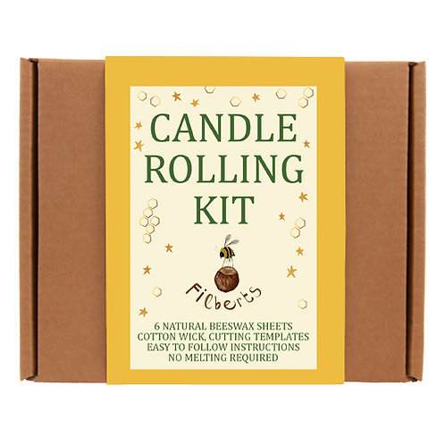 Candle Making Kit in a Tin