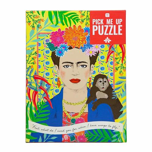Pick Me Up Jigsaw Puzzle Frida Kahlo 1000 Pieces