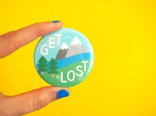 Badge - Get Lost