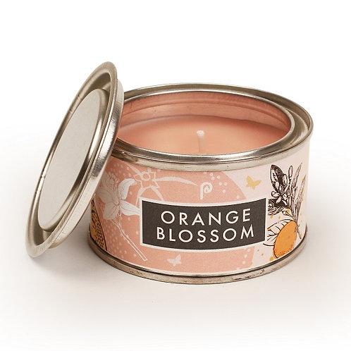 Orange Blossom Artisan Candle