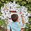 Thumbnail: Secret Garden Giant Colouring In Tablecloth/Poster