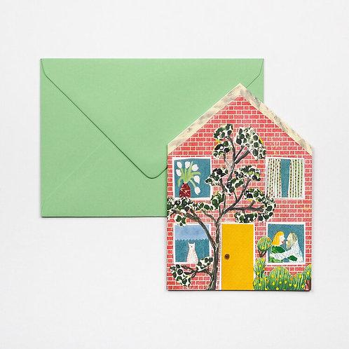 Little Townhouse Card