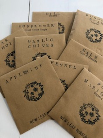 3 Lucky Dip Seed Packets