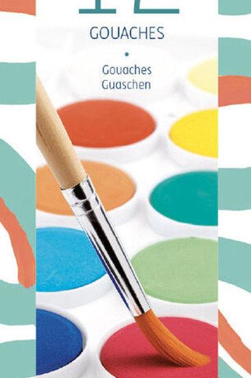 DJECO Gouaches - Watercolour Paints