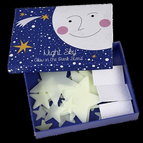 Box of 30 Glow In The Dark Stars