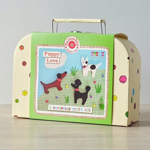 Puppy Love Suitcase