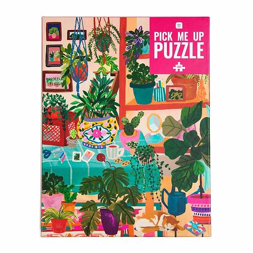 Pick Me Up Jigsaw Puzzle Houseplants 1000 Pieces