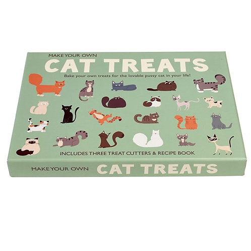 Nine Lives Make Your Own Cat Treats