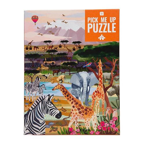 Pick Me Up Jigsaw Puzzle Safari 1000 Pieces