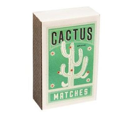 Cactus Matchbox Notepad
