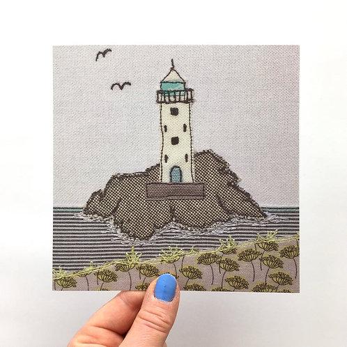Godrevy Lighthouse Card