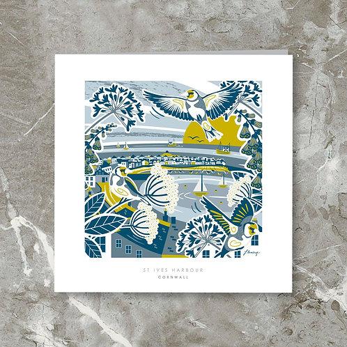 St Ives Harbour Card