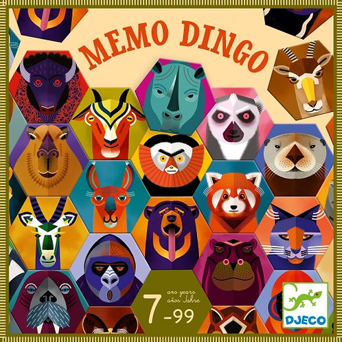 DJECO Memo Dingo