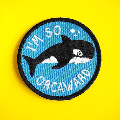 Iron on Patch Orcaward
