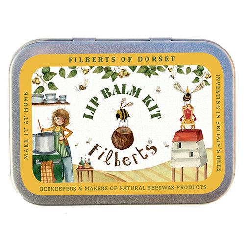 Lip Balm Kit in a Tin