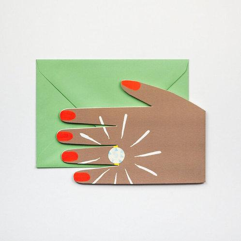 Diamond Ring Card