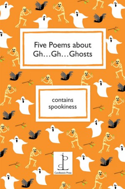 Five Poems about Ghosts