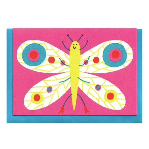 Happy Butterfly Card